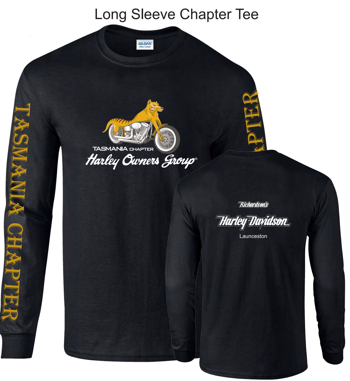 Tee Shirt - Long Sleeved Image